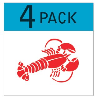 Lobster 4 Pack