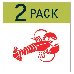 Lobster 2 Pack
