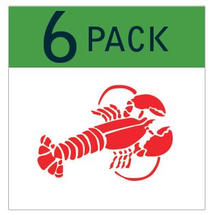 Lobster 6 Pack